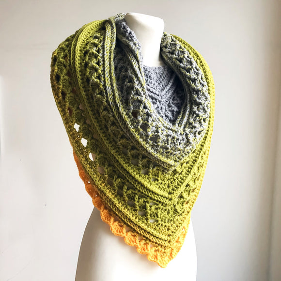 Scarves & Shawls - TheMailoDesign