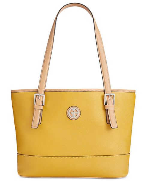 Giani Bernini - Saffiano Tote Honey Mustard