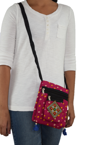 Cell Phone Purse - HotPink