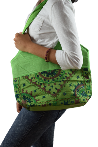 Chic Tote - Green