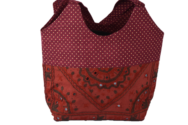 Chic Tote - Red