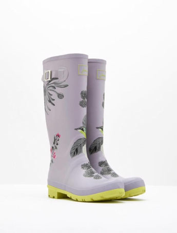 Joules | Floral wellie