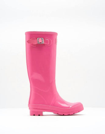 Joules | pink wellies
