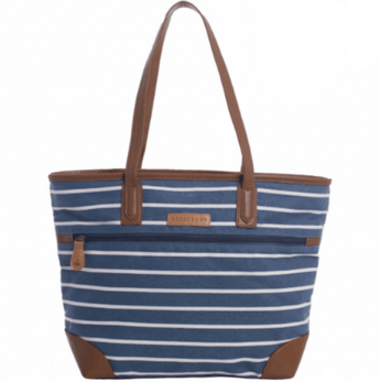 Brakeburn stripe day bag