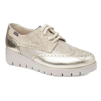 Callaghan Shoes | Gold brogue shoe 89813