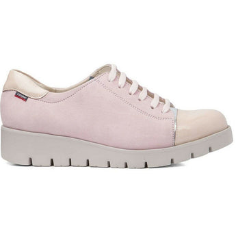 Callaghan Shoes | pink laced runner 89815