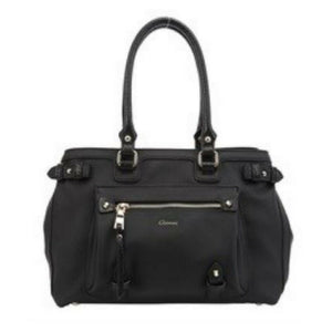 Bag | Chantal shoulder bag black