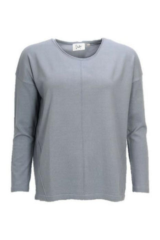 isay clothing blue jumper