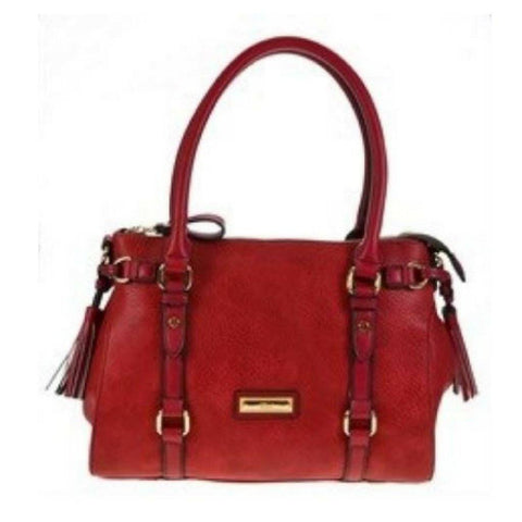 Bag | Solaine shoulder bag red