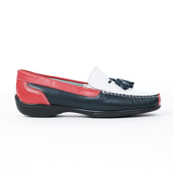 Piero Massetti | Fran red/white/navy