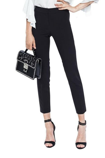 nissa clothing black trousers