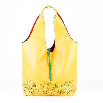 Volum bags | Alma yellow