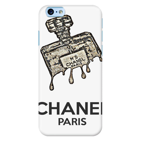 iPhone Case - Chanel No 5 Paris - CRYSTAHHLED