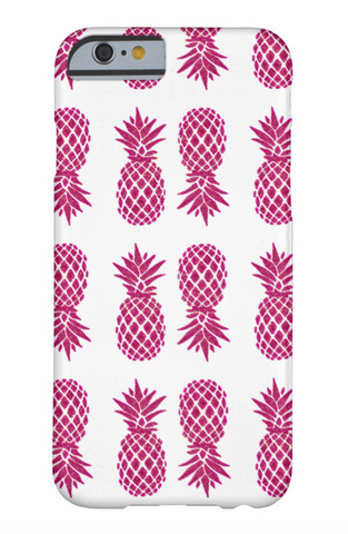 iPhone Case - Precious Pineapples - CRYSTAHHLED