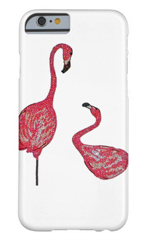 Flamingo Phone Case - Crystahhled - 1