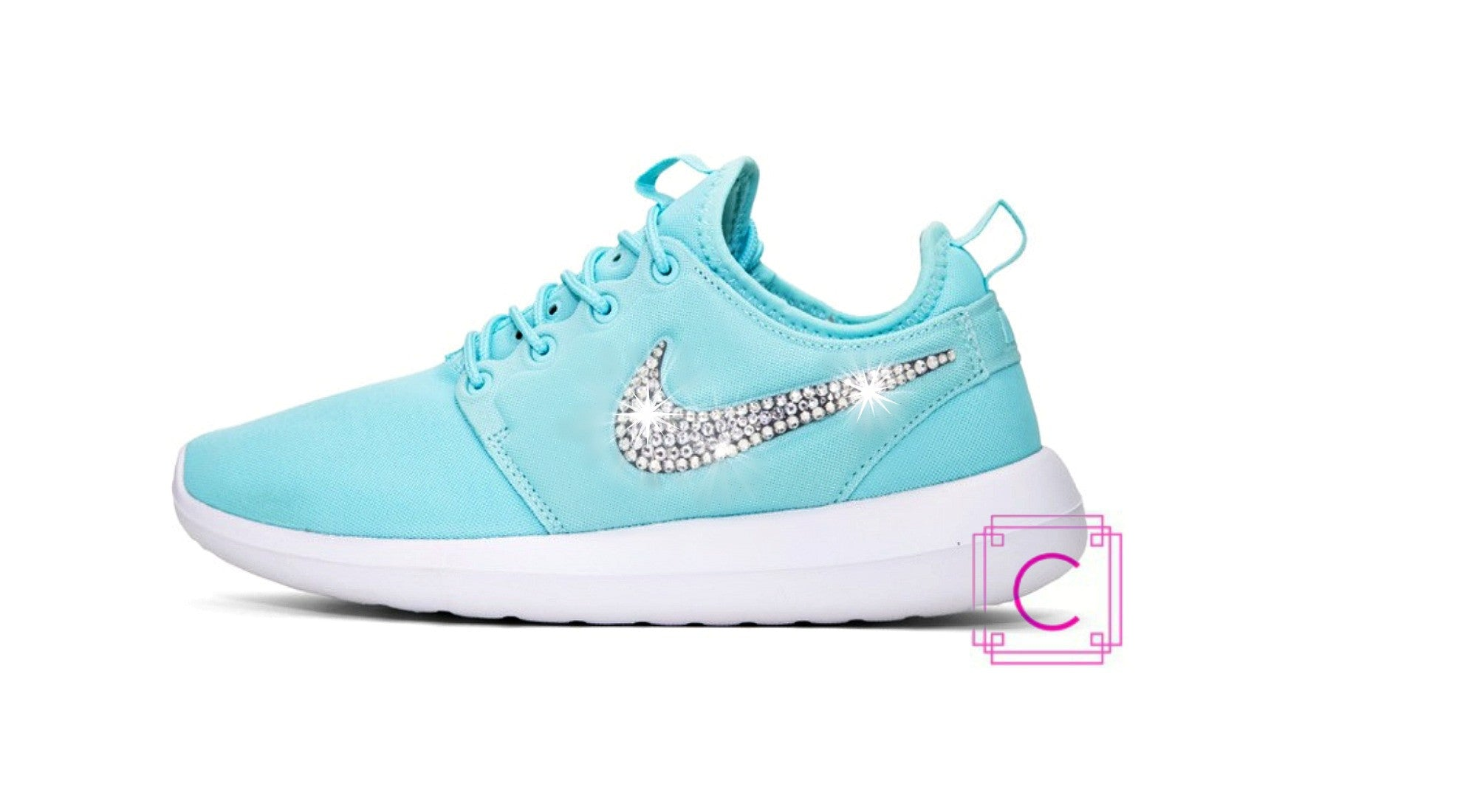Roshe Two Made with SWAROVSKI® Crystals - Copa - CRYSTAHHLED