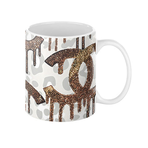 Luxury Gift Dripping Seas Coffee Mug - Crystahhled - 1