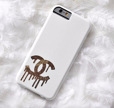 iPhone Case - Dripping C - CRYSTAHHLED