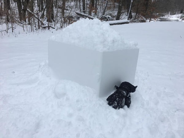 50lbs+ Blizzard in a box