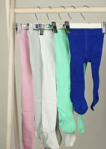 Ribbed Tights (Many Colours) - TG COL01