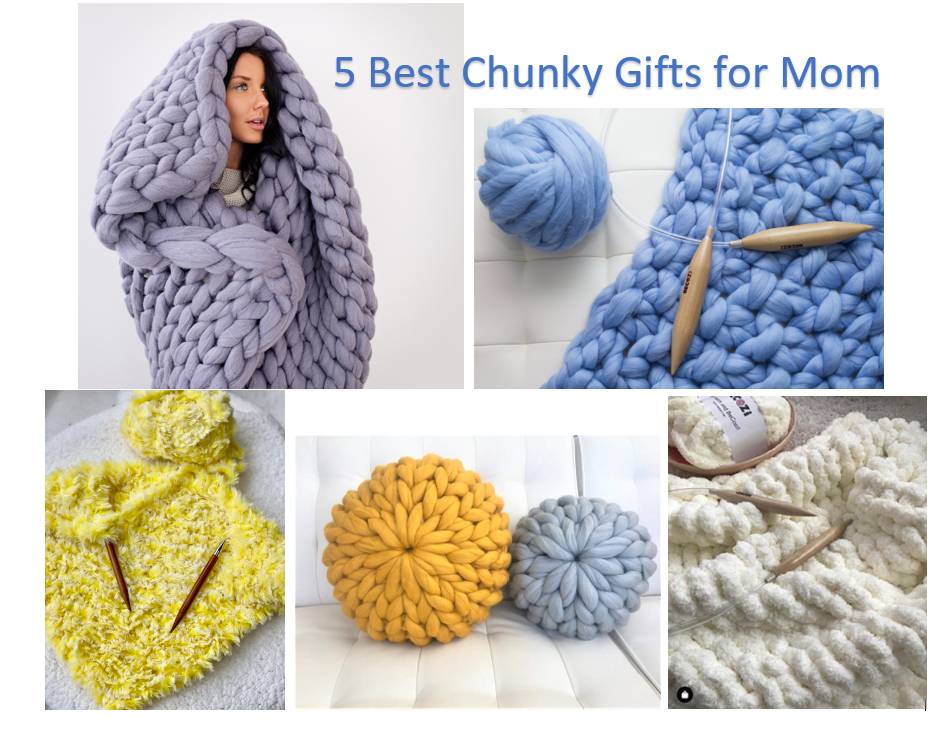 5 Best Chunky Knit Gifts for Mom