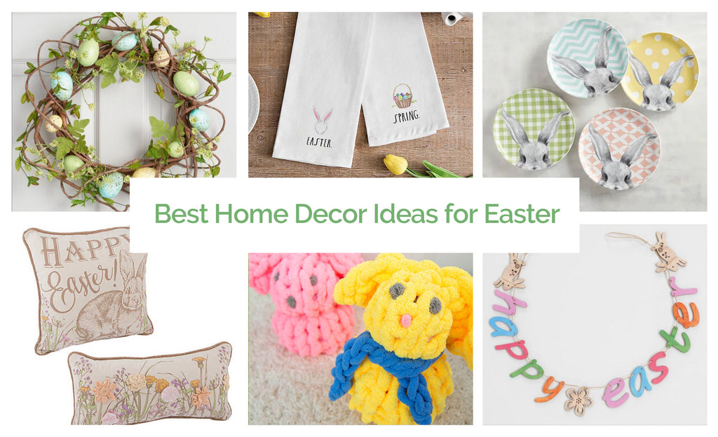 Best Home Decor Ideas for Easter + A Gift to Celebrate