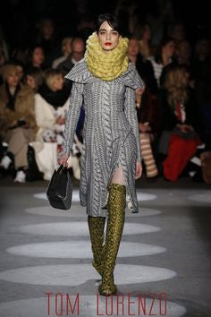 Is Your Knitting 'Trending' According To New York Fashion Week 2016?