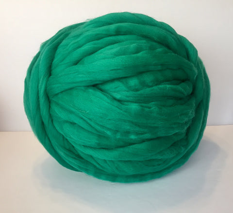 merino wool emerald green becozi