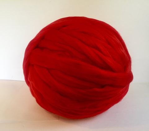 merino wool red becozi