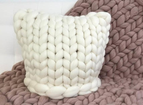 Pillow Sham, Merino wool