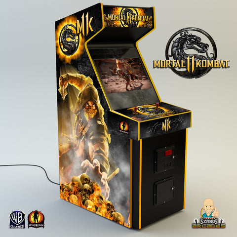 Pre-order Mortal Kombat 11 full art kit