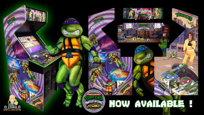 TMNT Combo Kit NOW AVAILABLE