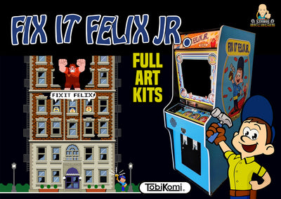 Fix It Felix full art now available on site.