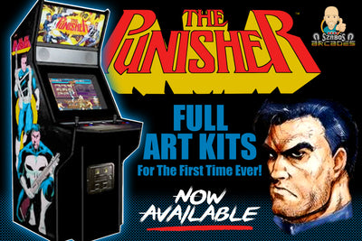 The Punisher full art kit NOW AVAILABLE!!