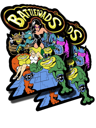 Battletoads Side art Now available!