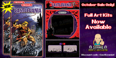 Castlevania October Sale