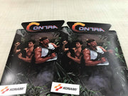 Contra Side Art
