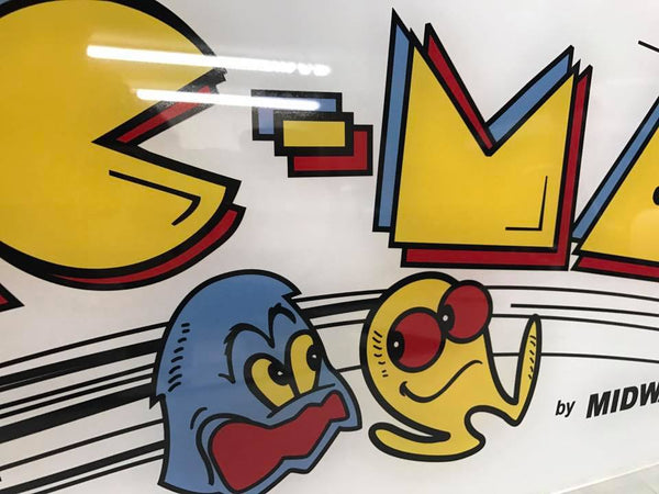 Pacman- Marquee