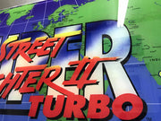 Super Street Fighter 2 Turbo Marquee