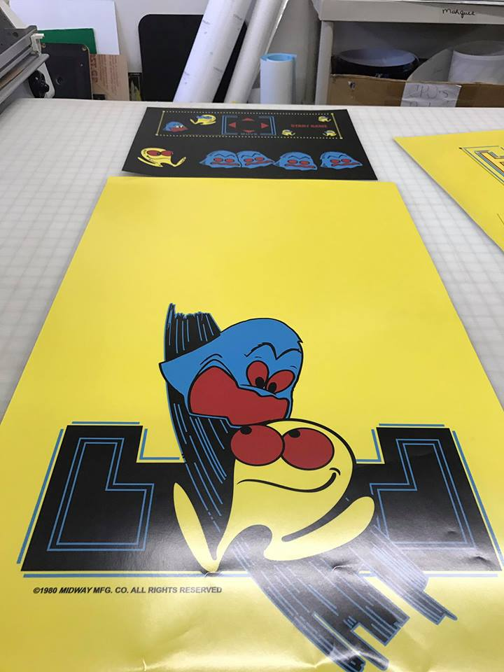 Pacman Cabaret - full art set