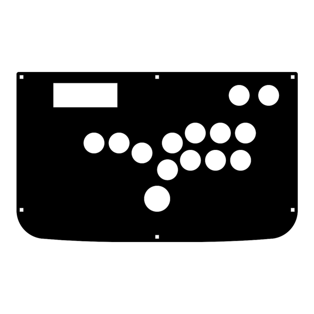 Fight Stick- HORI RAP3 - HIT BOX