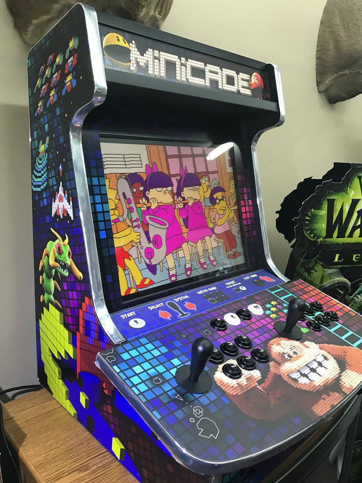 Bartop Arcade Machine