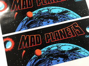 Mad Planets Lower Control panel art