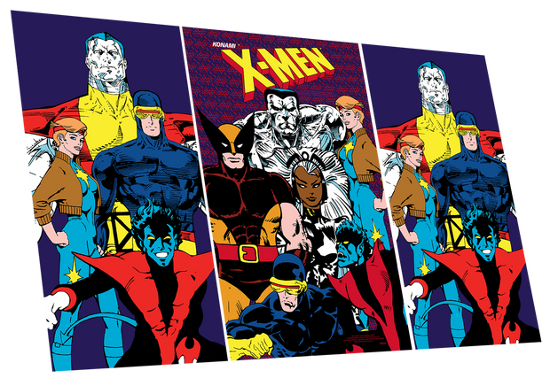 XMen Front Box Art