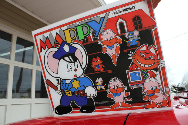 Mappy Marquee