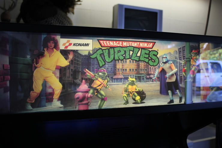 TMNT Marquee