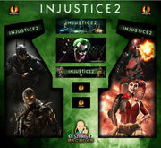 Injustice- Full Art Set
