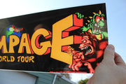 Rampage World Tour Marquee