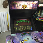 Turtles in Time Marquee- custom design