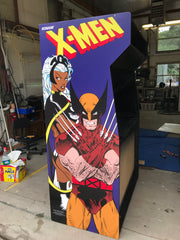 XMen 6 player side art